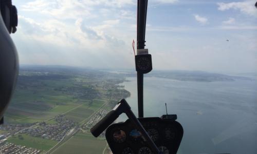 Rundflug Bodensee - Lipperswil