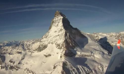 Tour de Suisse - Alpenrundflug zum Matterhorn